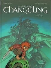 La légende du Changeling -5- La nuit Asraï