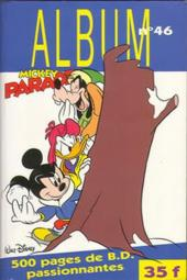 Mickey Parade -3REC46- Album n°46 (n°243 - 244 - 245)