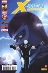 X-Men Universe (Marvel France 2e série) -12- Conséquences involontaires