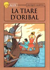 Alix - La collection (Hachette) -4- La tiare d'Oribal
