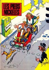 Les pieds Nickelés (3e série) (1946-1988) -INT2- Recueil 2