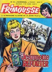 Frimousse -46- Jeannette reporter