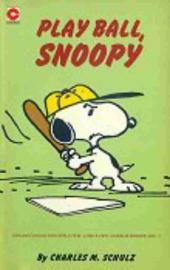 Peanuts (Coronet Editions) -51- Play ball, snoopy