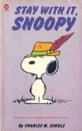 Peanuts (Coronet Editions) -63- Stay with it, snoopy