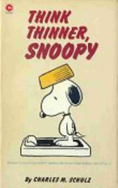 Peanuts (Coronet Editions) -58- Think thinner, snoopy