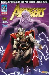 Avengers (The) (Marvel France 2e série) -2- Le germe cosmique