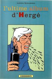 (AUT) Hergé -78- L'ultime album d'hergé