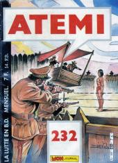 Atémi -232- La ferme abandonnée