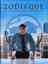 Zodiaque (Delcourt) -2- Le Secret du Taureau