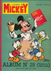 (Recueil) Mickey (Le Journal de) -23- Album n° 29 (n°590 à 606)