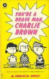 Peanuts (Coronet Editions) -18- You're a brave man, charlie brown