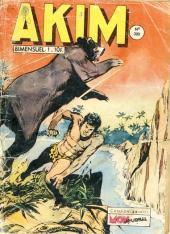 Akim (1re série) -309- L'ours volant