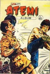 Atémi -Rec45- Album N°45 (du N°176 au N°179)