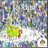 Rouge -3- Les quatre brigands musiciens