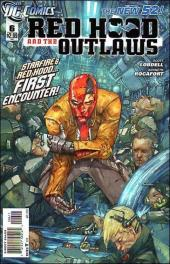 Red Hood and the Outlaws (2011) -6- Take me down to paradise city ... where the sea runs red et the girls are pretty