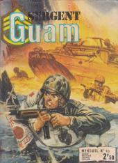 Sergent Guam -65- Le papillon noir