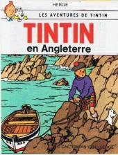 Tintin - Publicités -7Sco1- Tintin en Angleterre