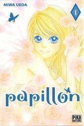 Papillon (Ueda) -1- Tome 1