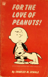 Peanuts (Coronet Editions) -2- For the love of peanuts !