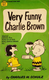 Peanuts (Coronet Editions) -15- Very funny, charlie brown