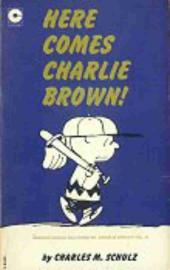 Peanuts (Coronet Editions) -22- Here comes charlie brown !