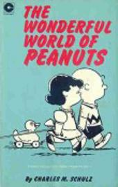 Peanuts (Coronet Editions) -24- The wonderful world of peanuts