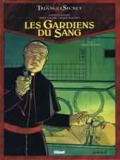 Le triangle secret - Les Gardiens du Sang -4- Ordo Ab Chao