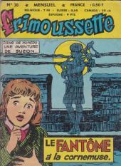 Frimoussette -30- Le fantôme à la cornemuse
