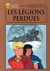 Alix - La collection (Hachette) -6- Les légions perdues