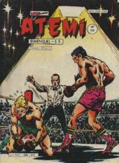 Atémi -159- L'héritage des Gamino