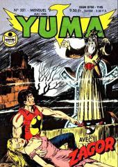 Yuma (1re série) -331- La vallée de la peur (2)