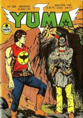 Yuma (1re série) -328- Un siège tragique (1)