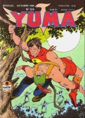 Yuma (1re série) -324- Les disparus