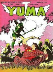 Yuma (1re série) -323- Traversée du désert
