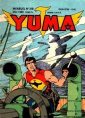 Yuma (1re série) -319- Trailer contre River Patrol