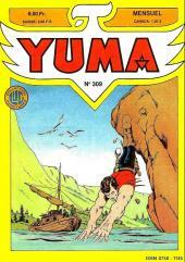 Yuma (1re série) -309- Drame sur le Missouri
