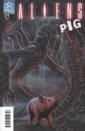 Aliens (Wetta) -1215- Pig - Hive Twelve / Purge - Hive Fifteen