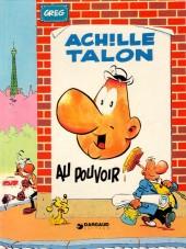 Achille Talon -6b82- Achille Talon au pouvoir