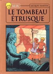 Alix - La collection (Hachette) -8- Le tombeau étrusque