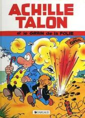 Achille Talon -19c86- Achille Talon et le grain de la folie