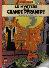 Blake et Mortimer (Historique) -4a59- Le Mystère de la Grande Pyramide - La Chambre d'Horus