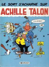Achille Talon -22b93- Le sort s'acharne sur Achille Talon