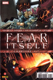 Fear Itself (Panini) -5- Chapitre 5/7