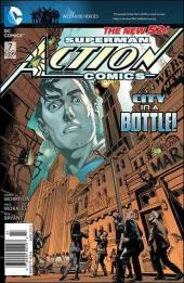 Action Comics (2011) -7- Superman's Doomsday decision