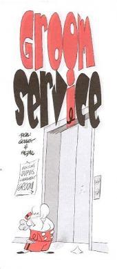 Mini-récits et stripbooks Spirou -MR3857- Groom service