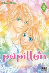 Papillon (Ueda) -2- Tome 2