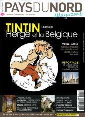 (AUT) Hergé -0- Herge et la belgique