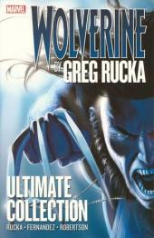 Wolverine (2003) -ULT01- Wolverine by Greg Rucka: Ultimate collection