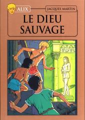 Alix - La collection (Hachette) -9- Le dieu sauvage