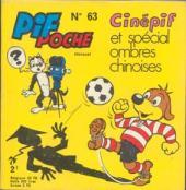 Pif Poche -63- Cinépif et spécial ombres chinoises
